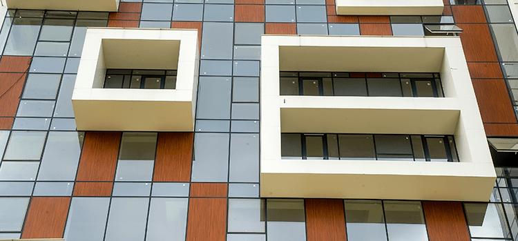 Fachadas ventiladas: entre la sostenibilidad y la estética